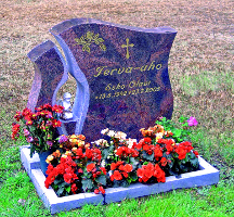 Tombstone KK36