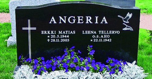 Tombstone Angeria